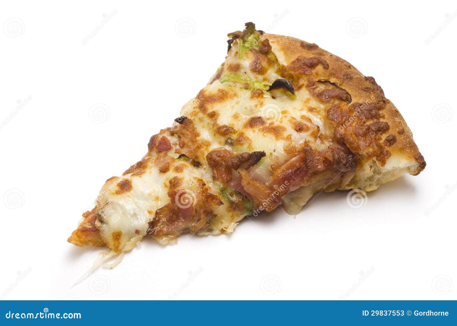 Parte de pizza
