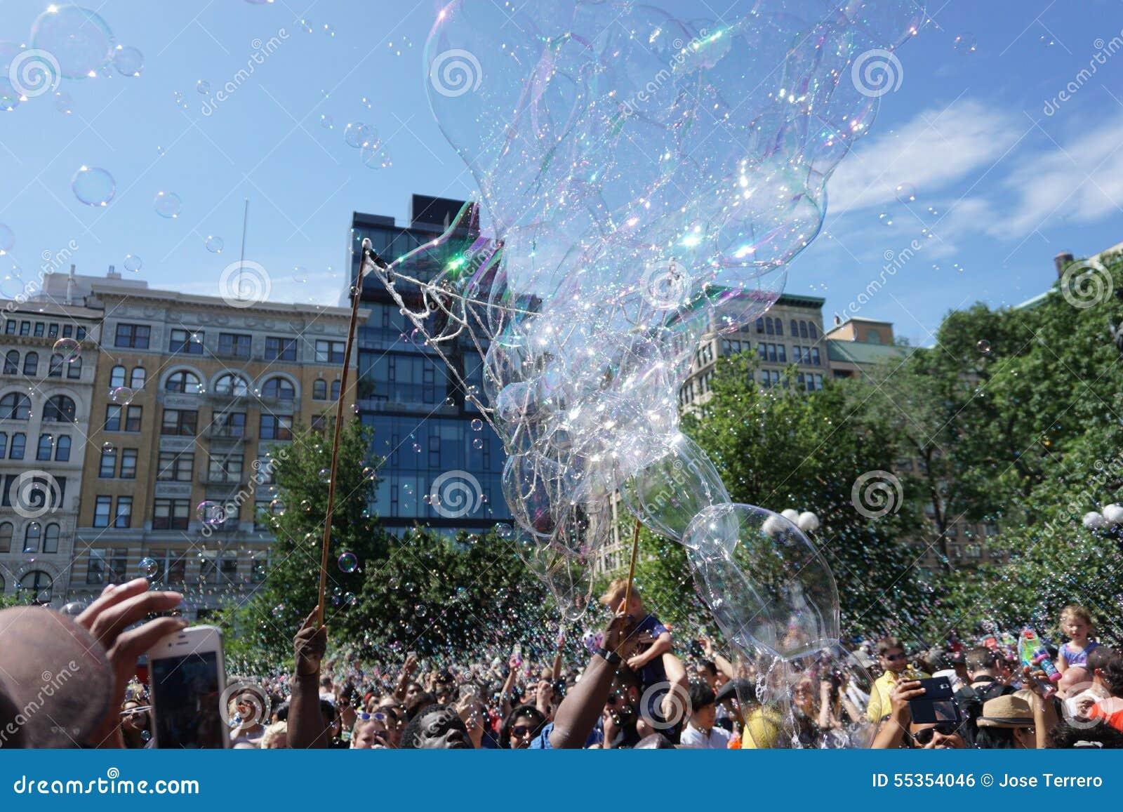 Parte 2 59 di battaglia NYC 2015 della bolla