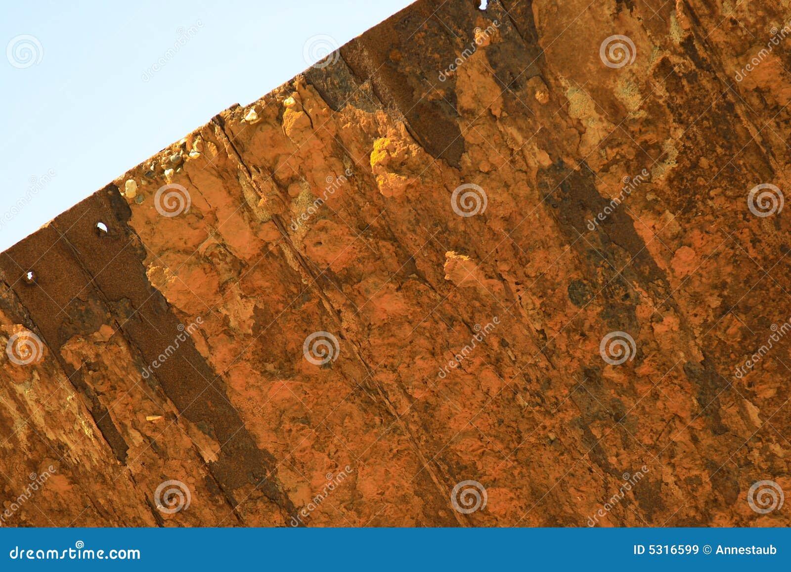 Download Parte Di Metallo Arrugginita Immagine Stock - Immagine di metallo, strutturato: 5316599