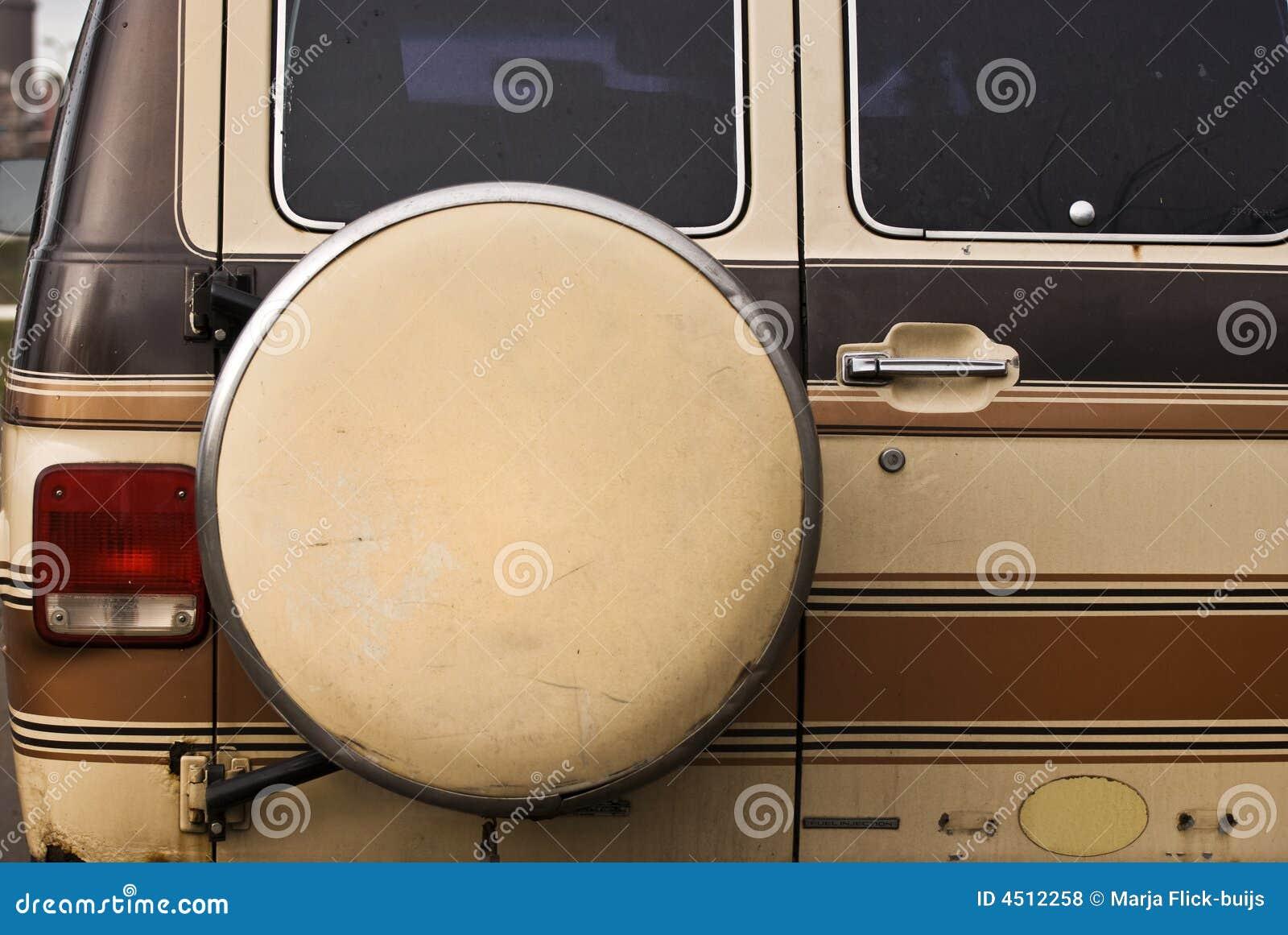 Parte di recambio del Van