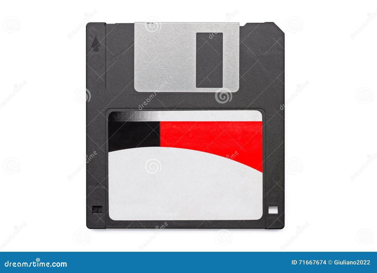 Parte dianteira da disquete