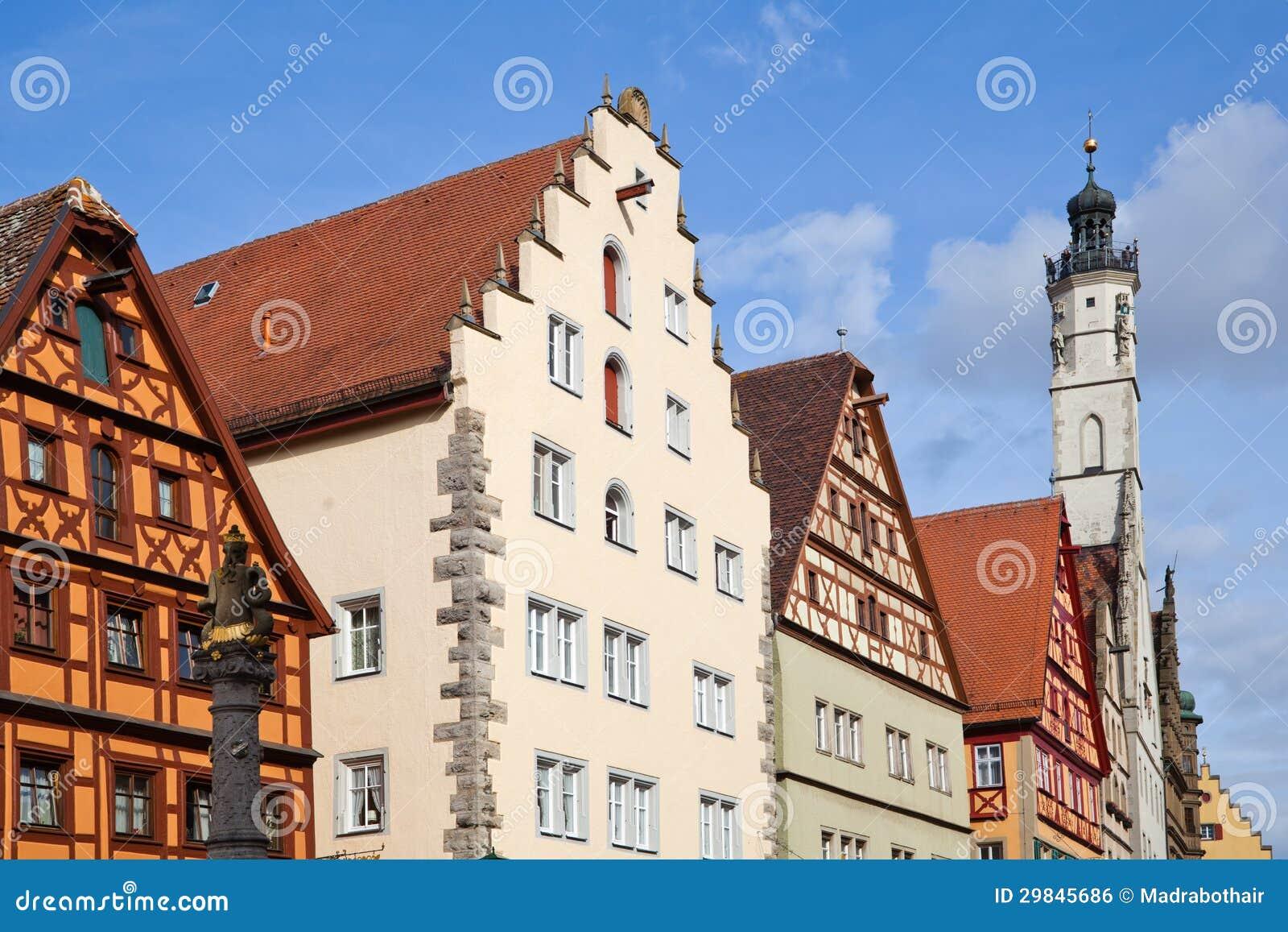 Der Tauber do ob de Rothenburg
