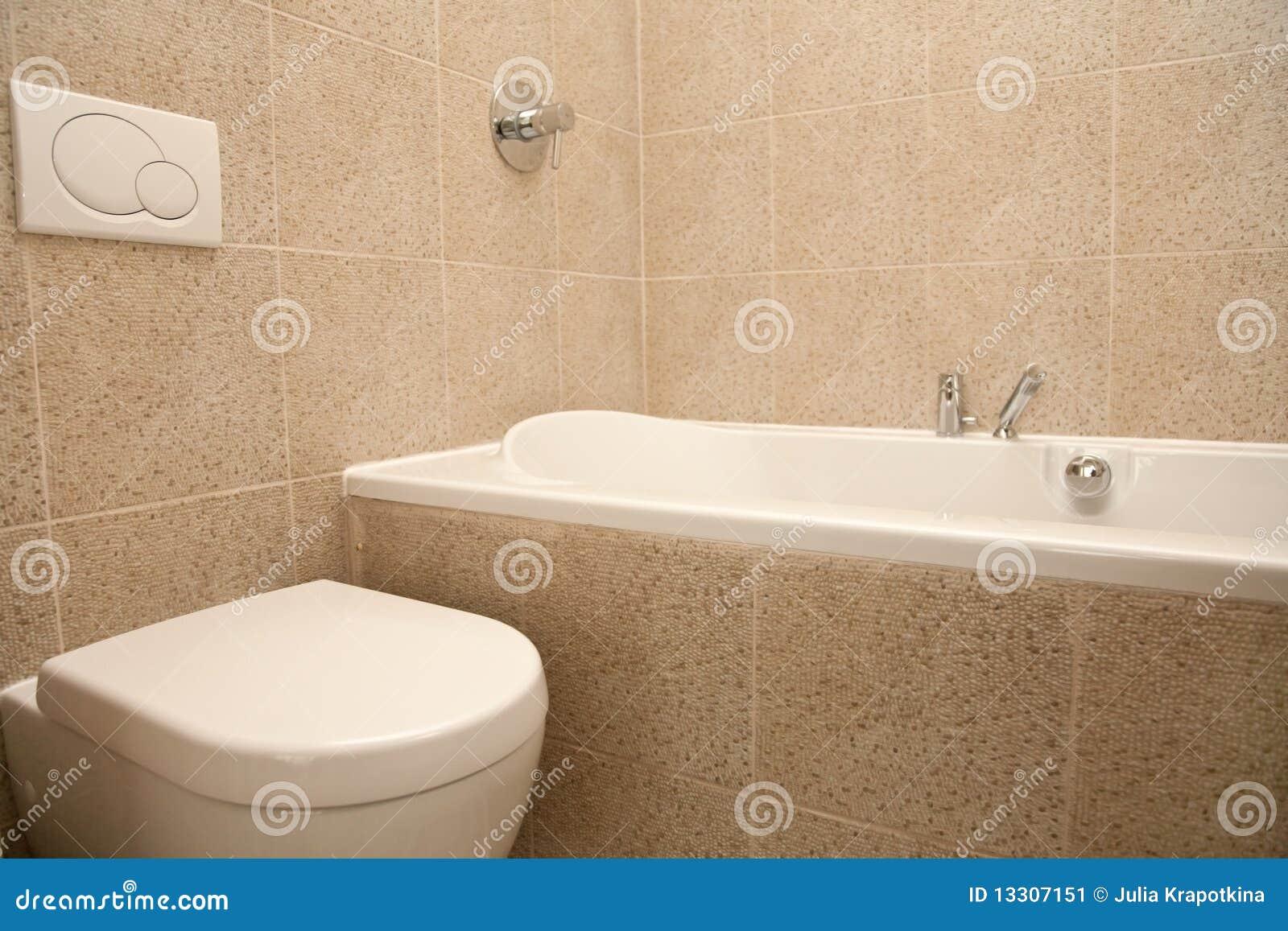 Imagens de #85AA21 Parte Do Interior Simples Do Banheiro Moderno Imagem de Stock Imagem  1300x957 px 3640 Banheiros Simples Mas Modernos