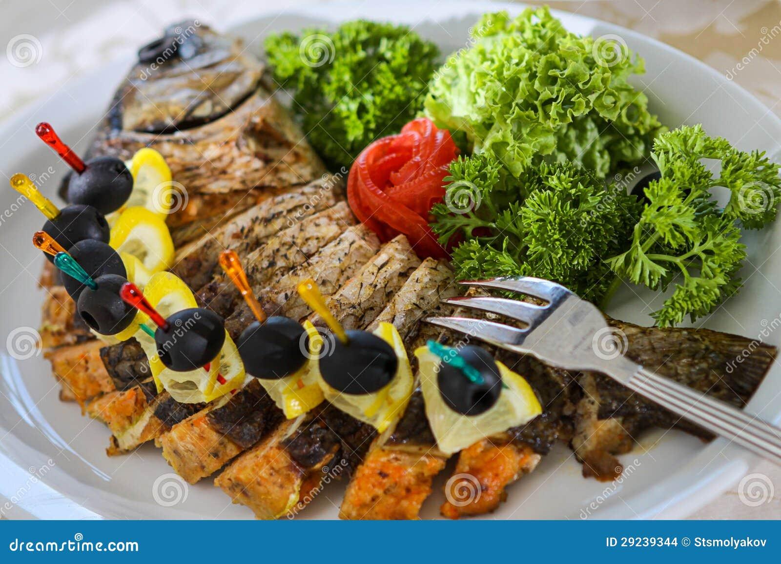 Download Partes de peixes foto de stock. Imagem de saudável, lunch - 29239344