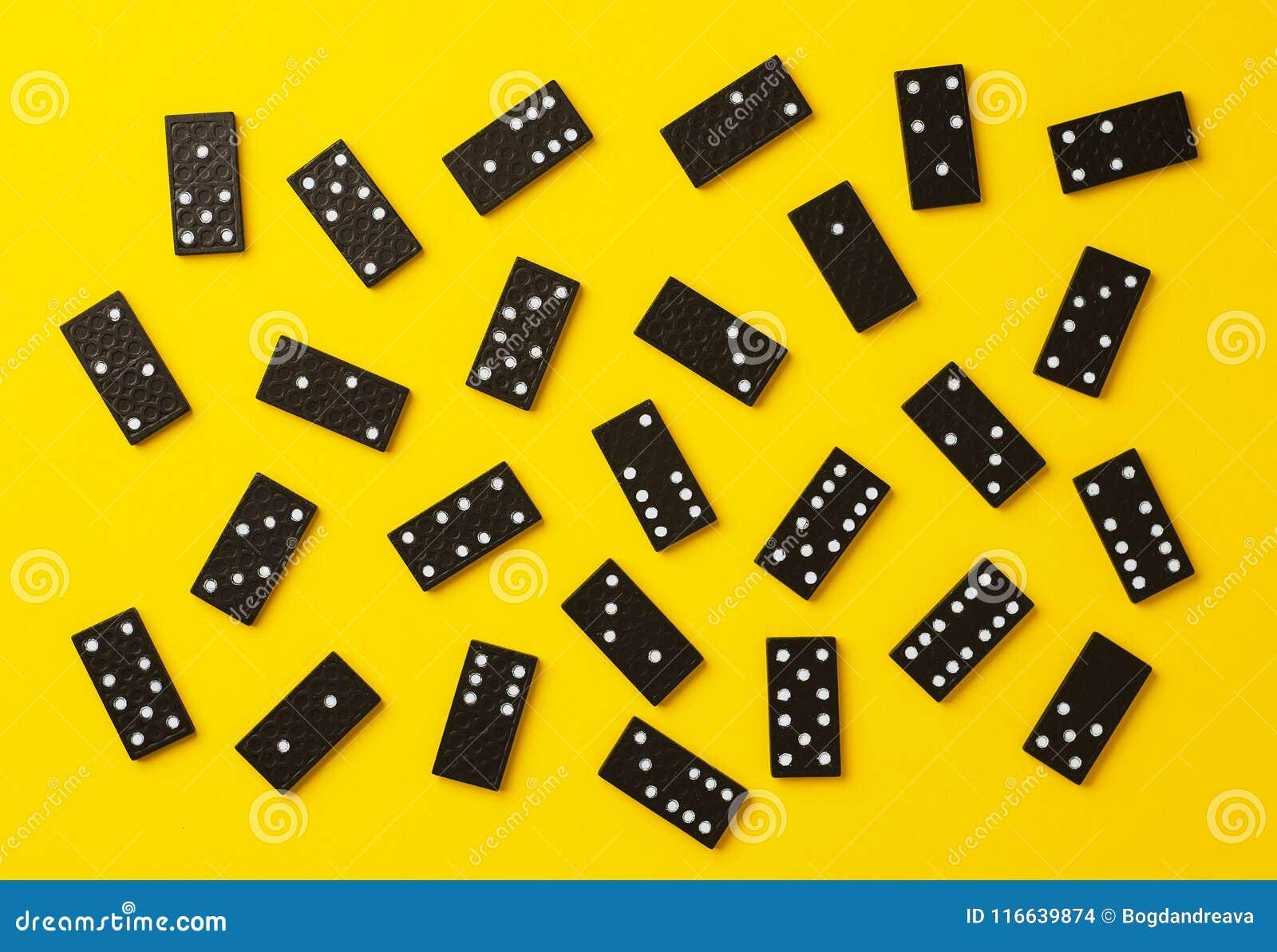 Partes do dominó