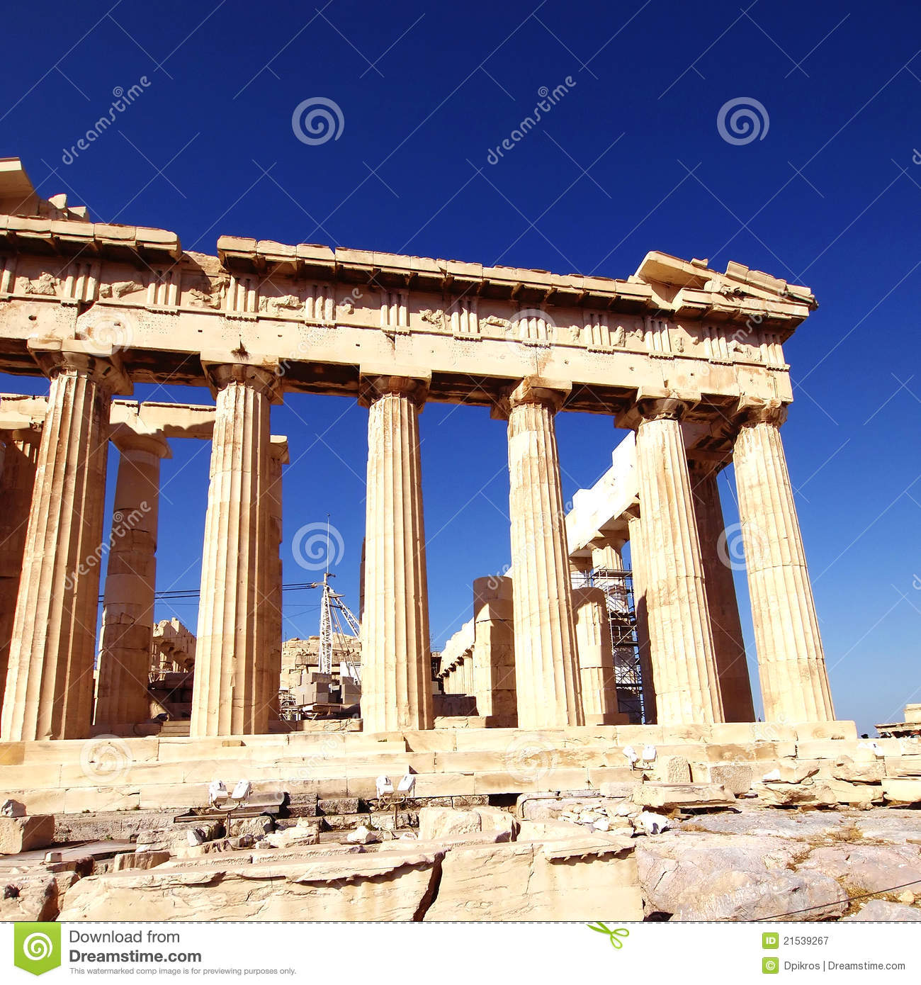 a history and description of parthenon a masterpiece of greek architecture The parthenon marks an important turning point in the history of western architecture not only for inaugurating a new type of building design, but also because it suggests that the ancient greeks had begun to embrace a novel way of looking at the world.