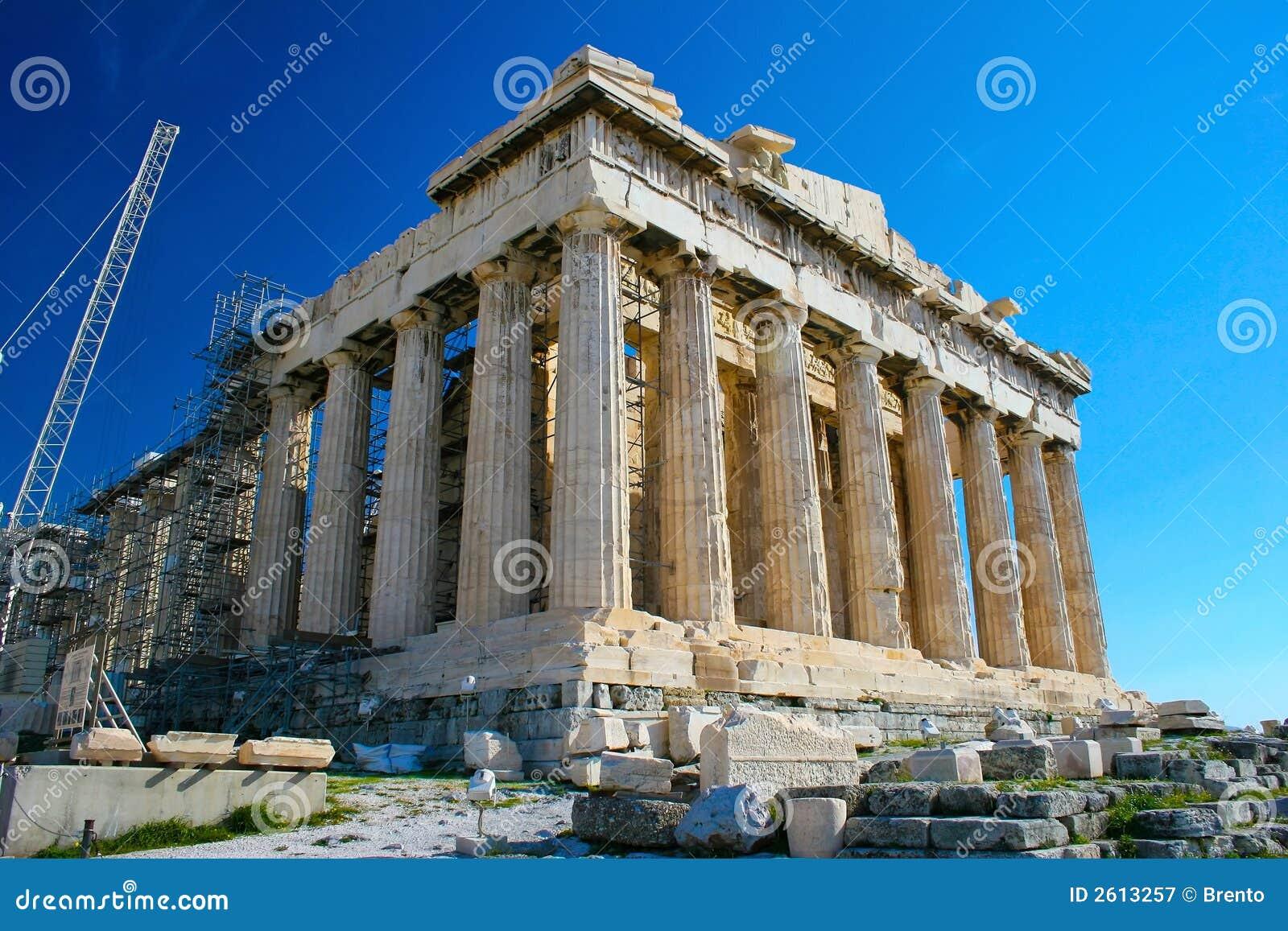 Parthenon dell acropoli