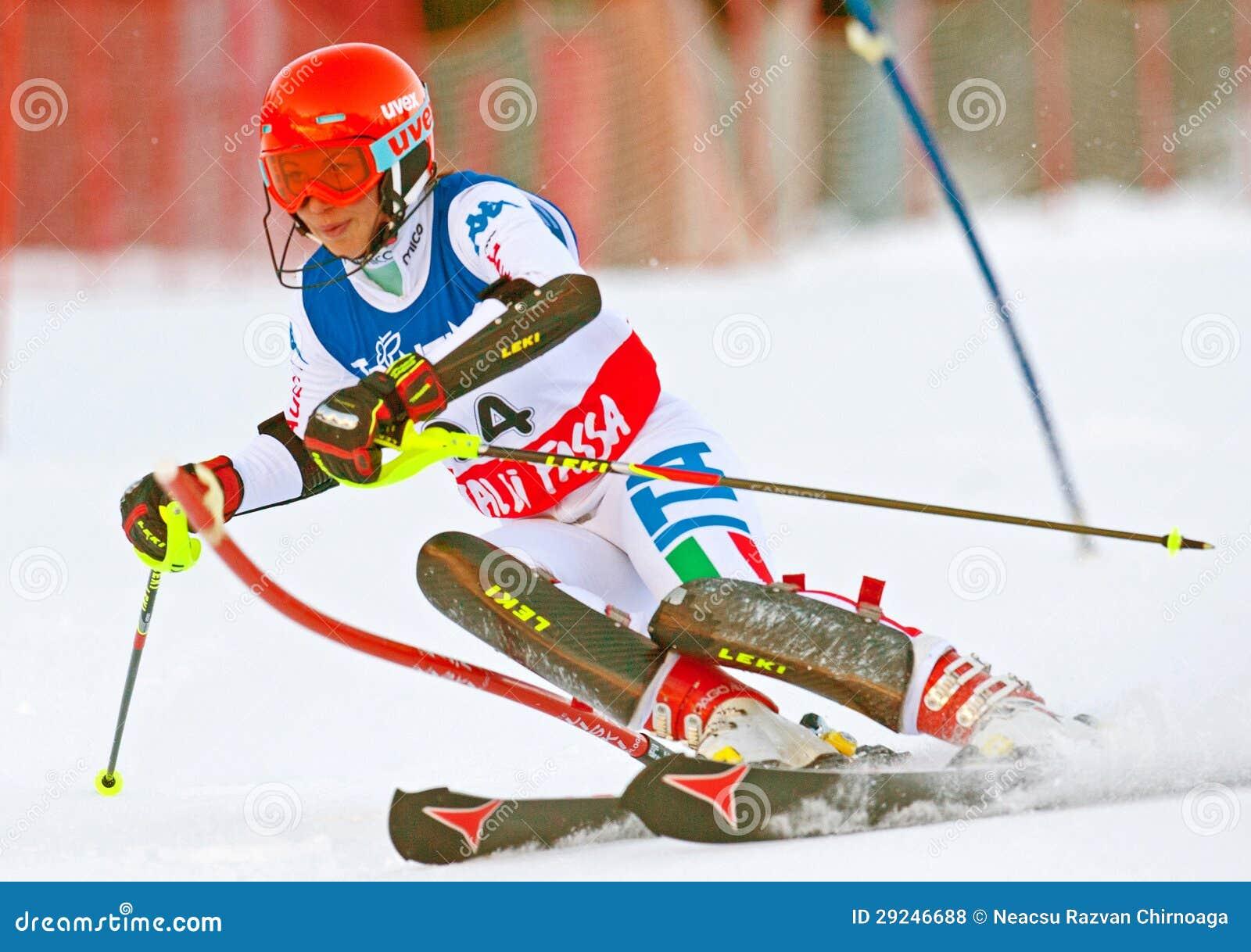 Download Participante do esqui foto de stock editorial. Imagem de recurso - 29246688