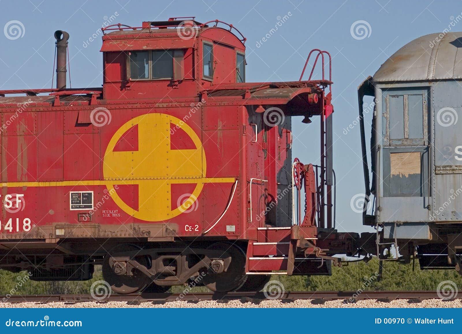 Particolare 1 del treno