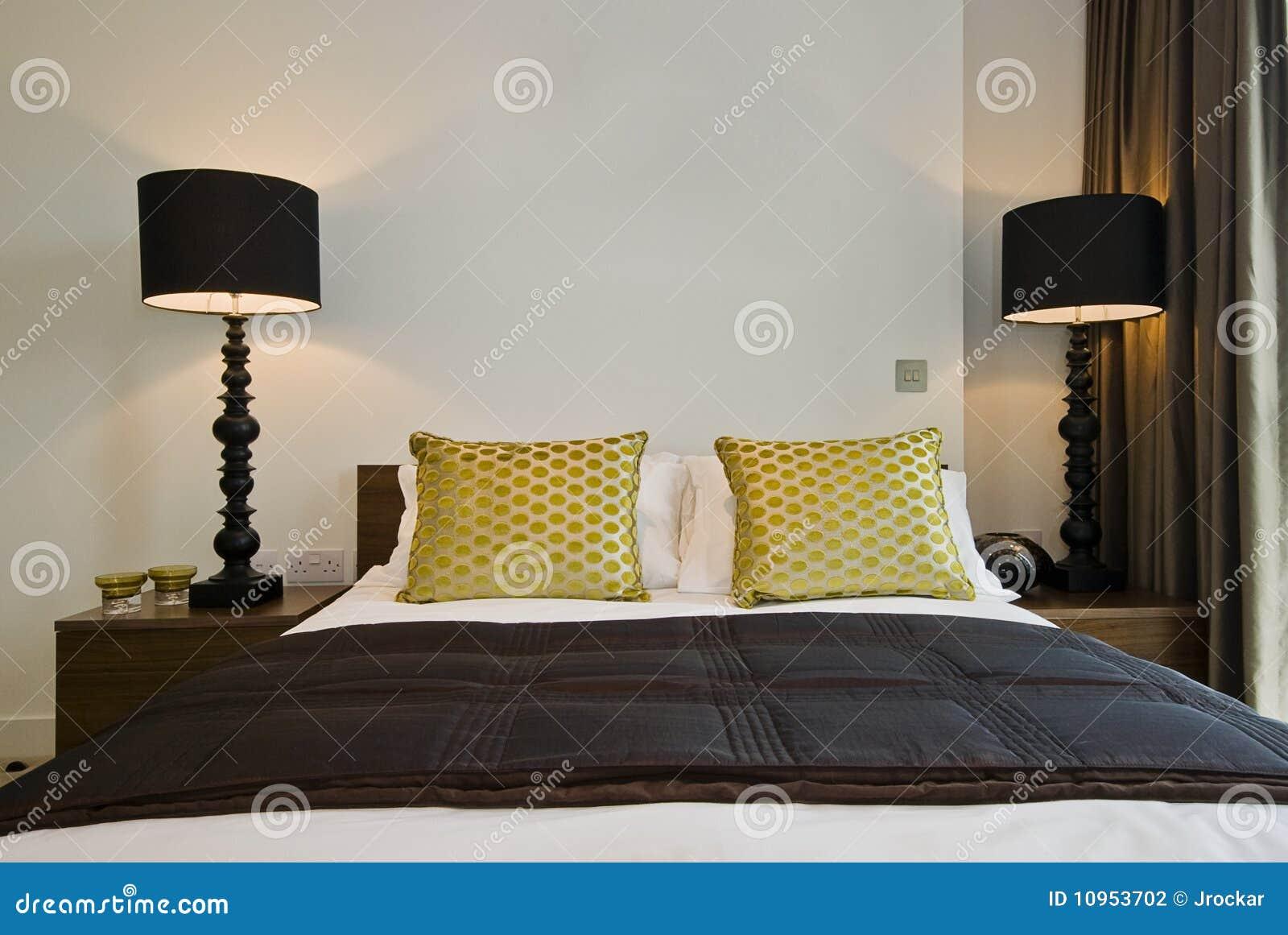 Particolare della camera da letto fotografia stock - Descrizione della camera da letto ...