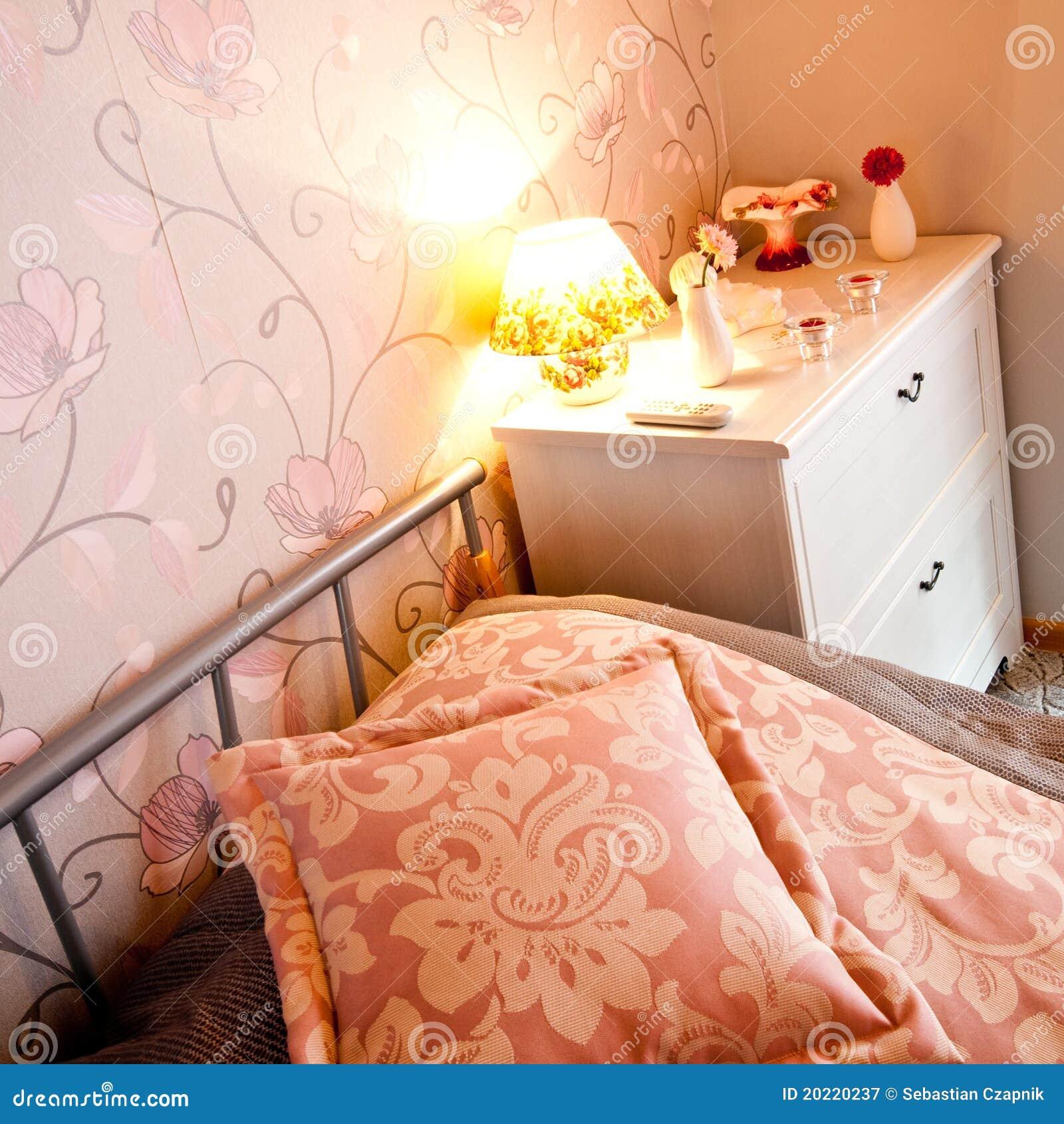 Particolare della camera da letto immagine stock immagine di base elegante 20220237 - Descrizione della camera da letto ...