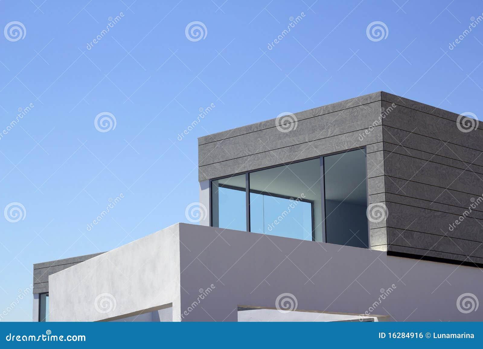 Particolari moderni del raccolto delle case di for Case di architettura spagnola