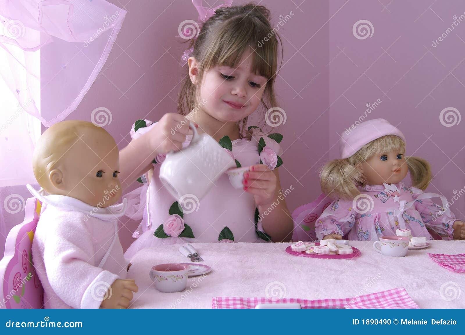 Partido de chá