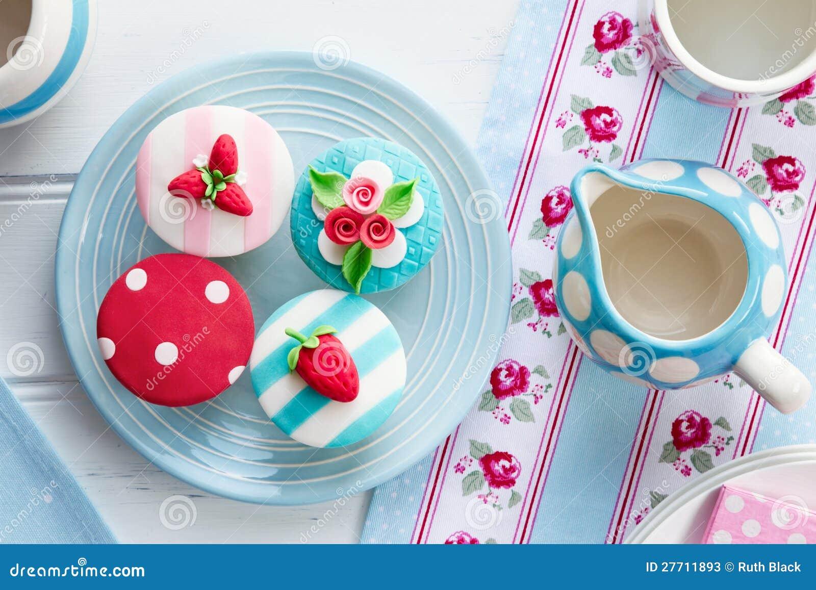 Partido de chá do verão