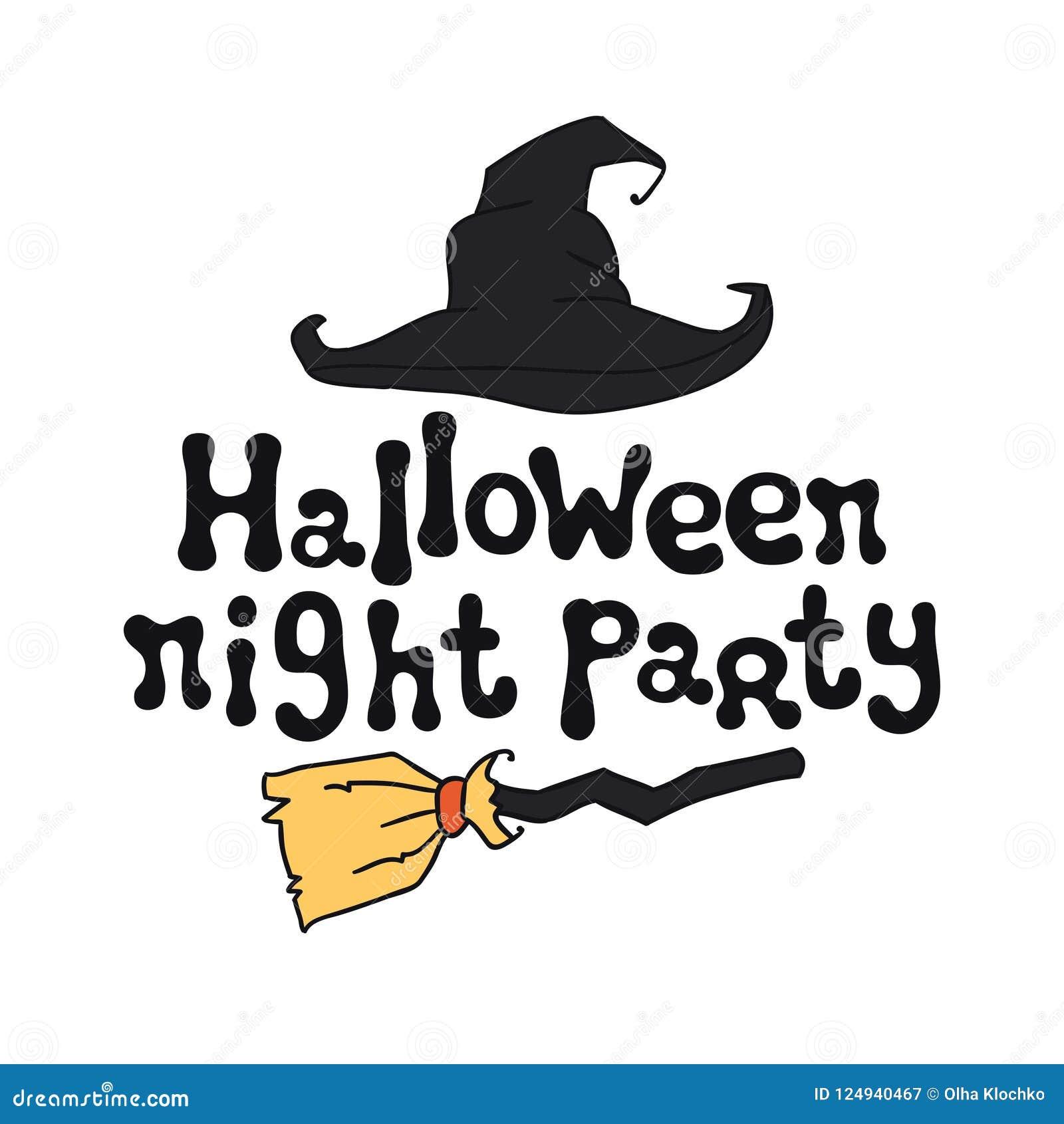 Partido De La Noche De Halloween Un Web De Araña Grande