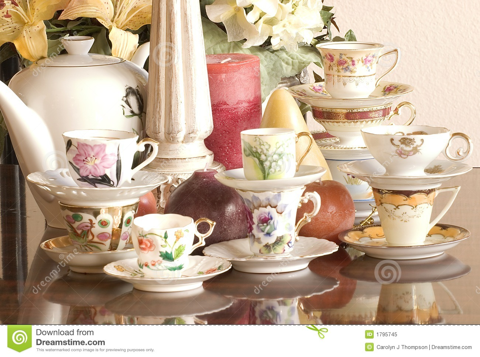Partido de té