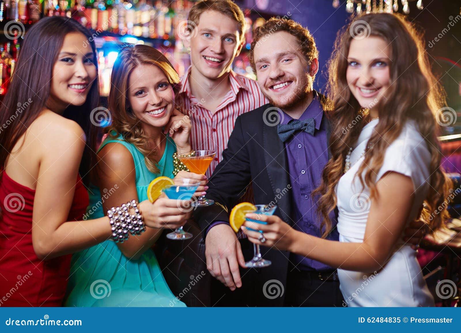 Partie avec des amis