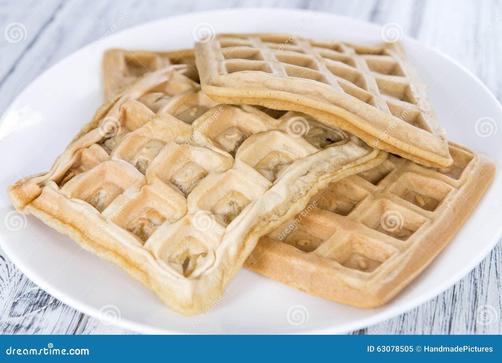 Download Partie De Gaufres Faites Fraîches Image stock - Image du ingrédient, calories: 63078505