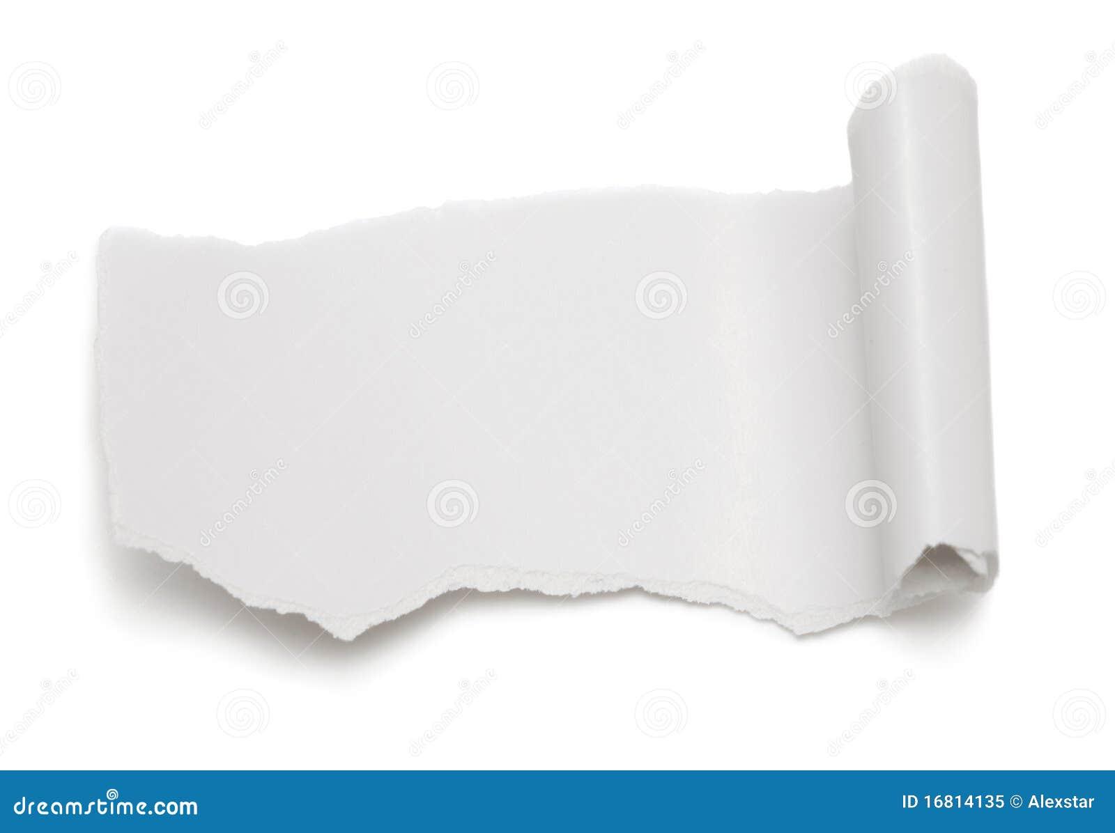 Partie de papier