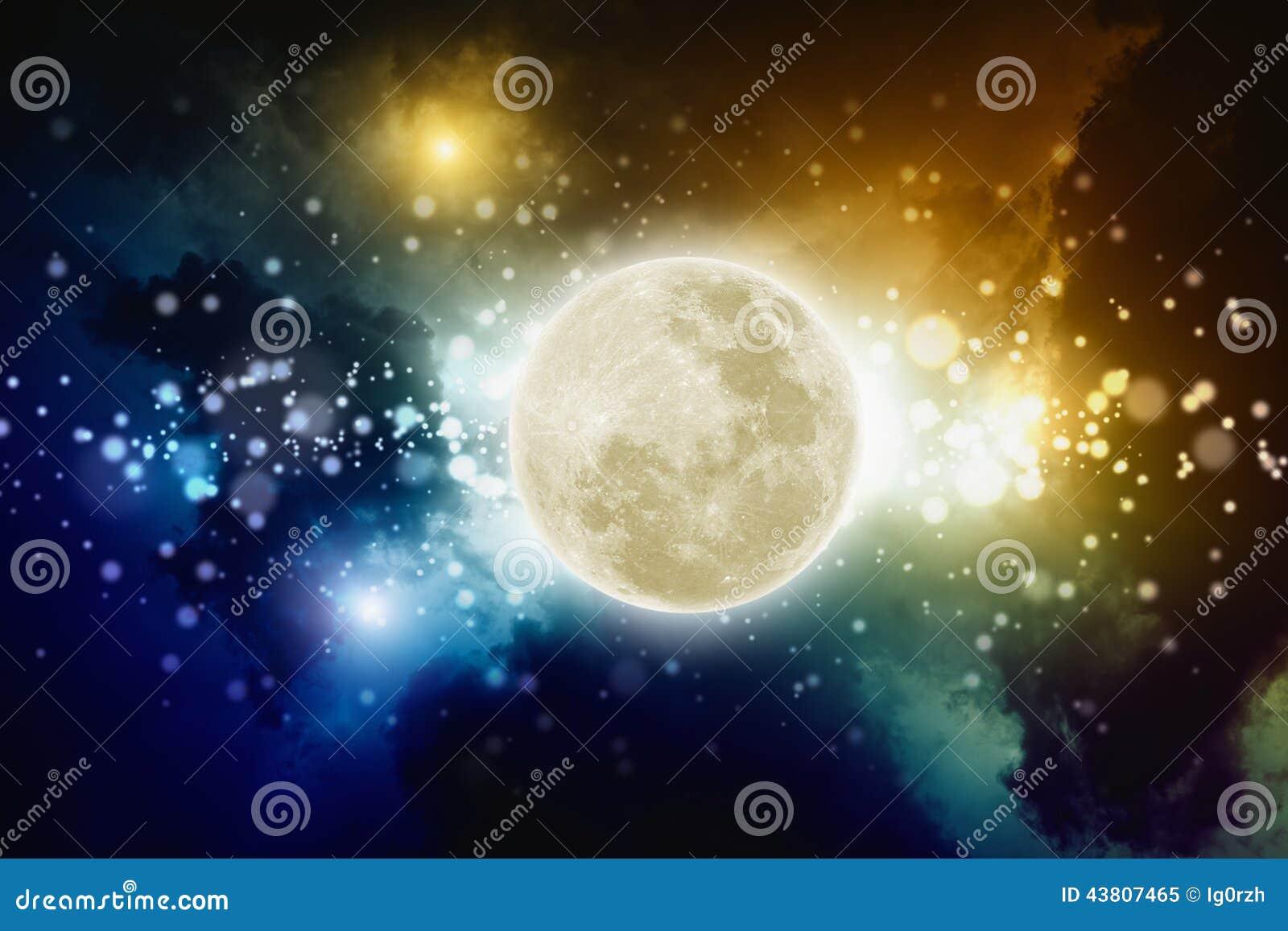 Partie de pleine lune