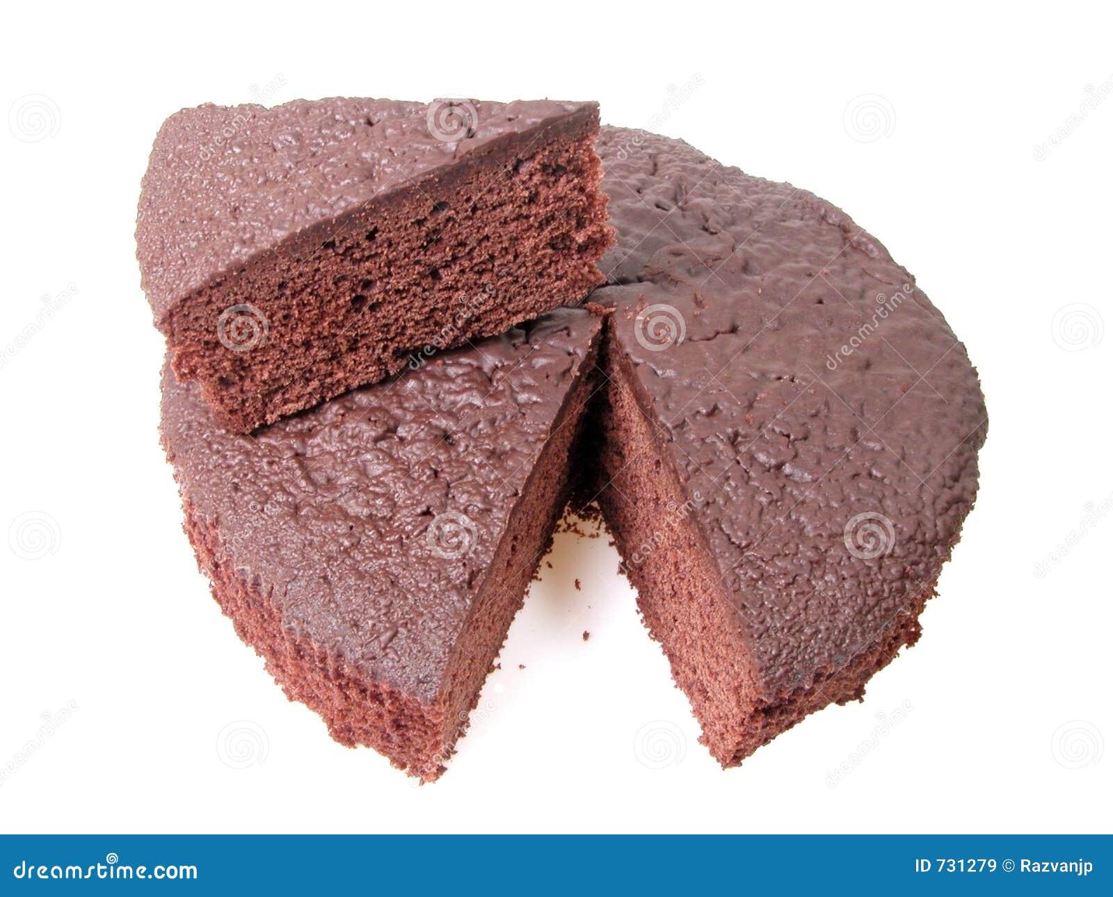 Parties 3 de chocolat