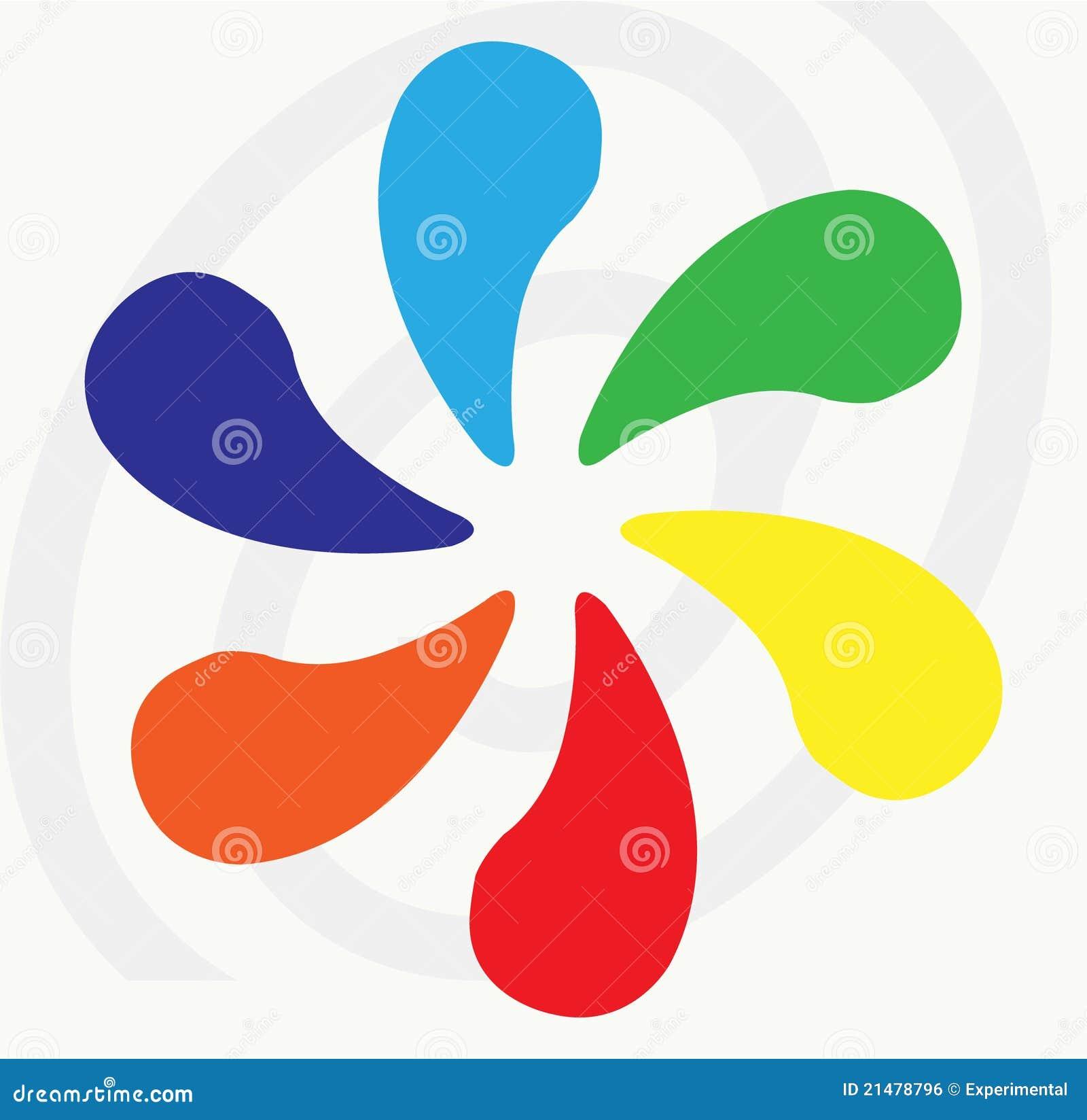 Parties colorées d une totalité pour le concept d unité