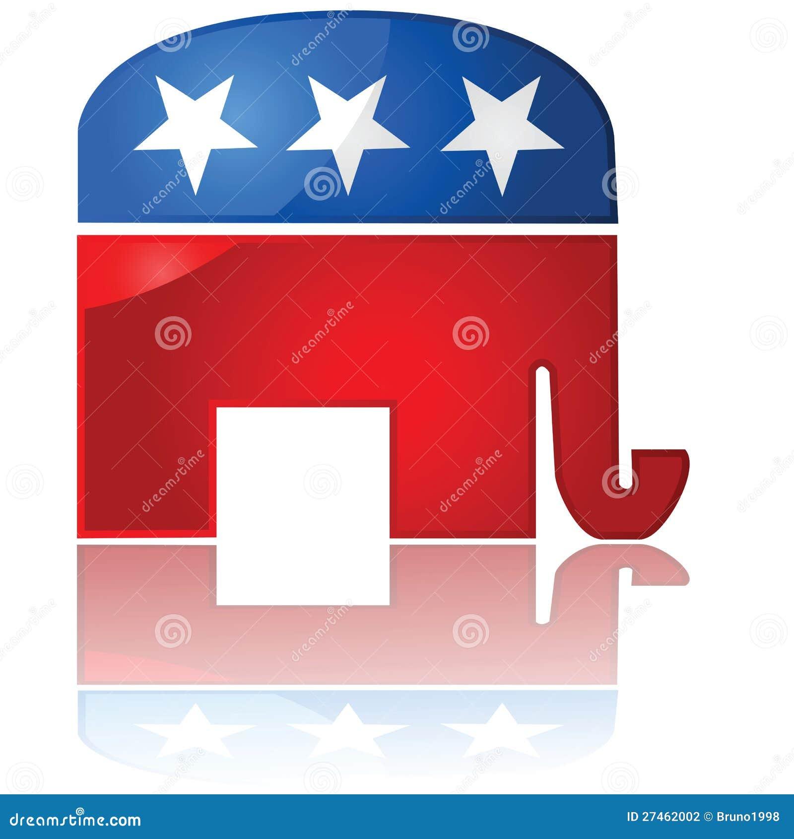 Partii Republikańskiej ikona