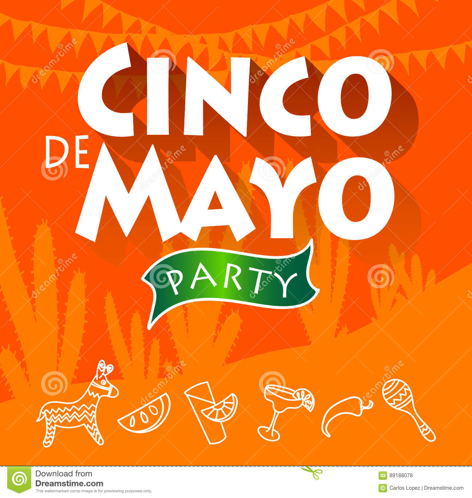 Partito di Cinco de Mayo