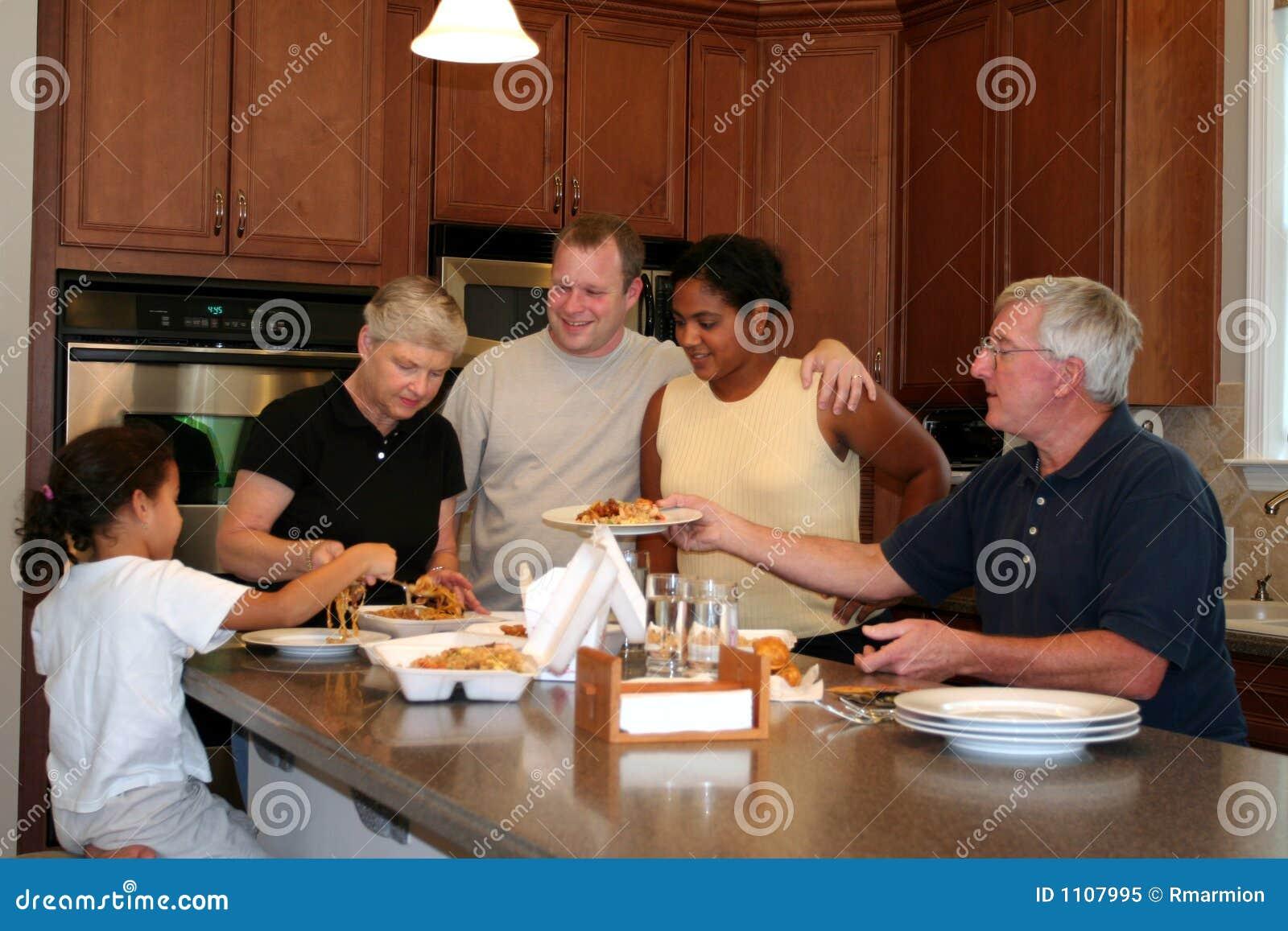 Partito di pranzo