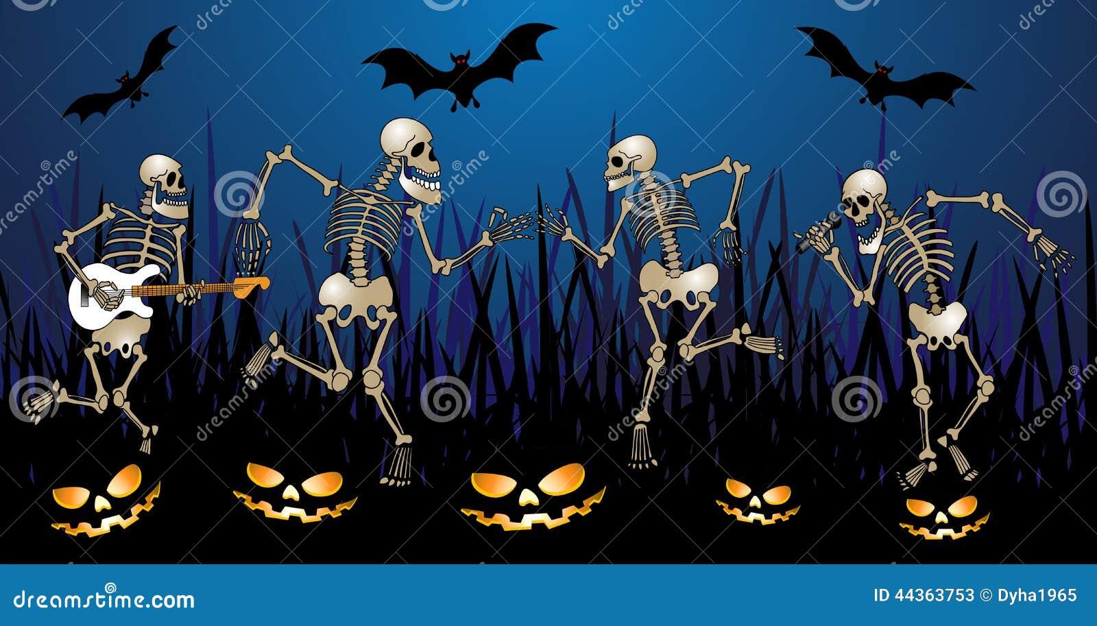 Partito di scheletro