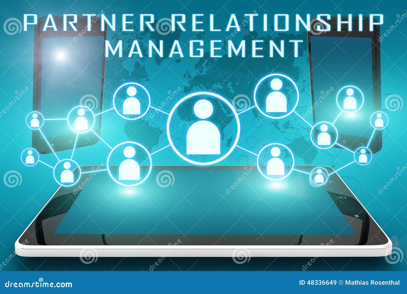 Partner Verhouding houden
