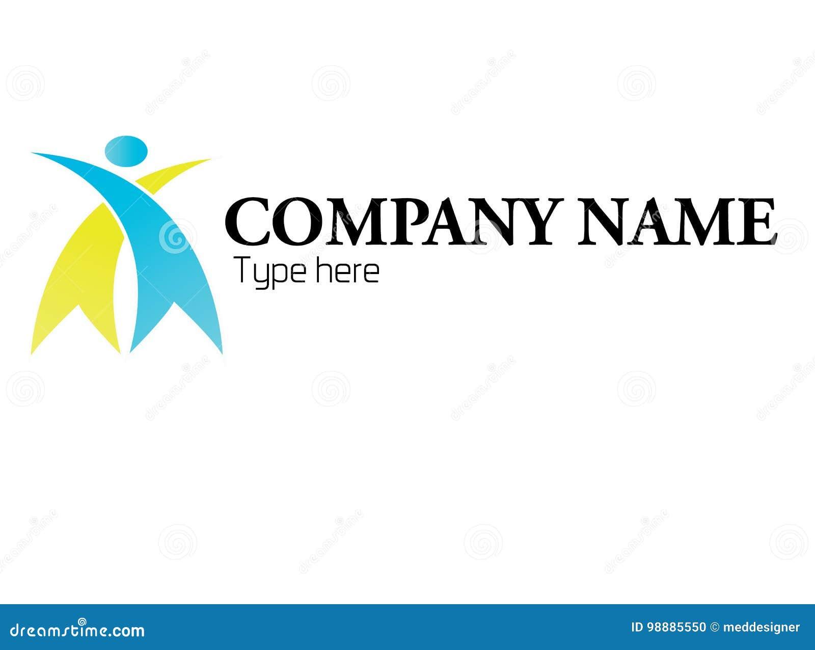 Partnership human logo