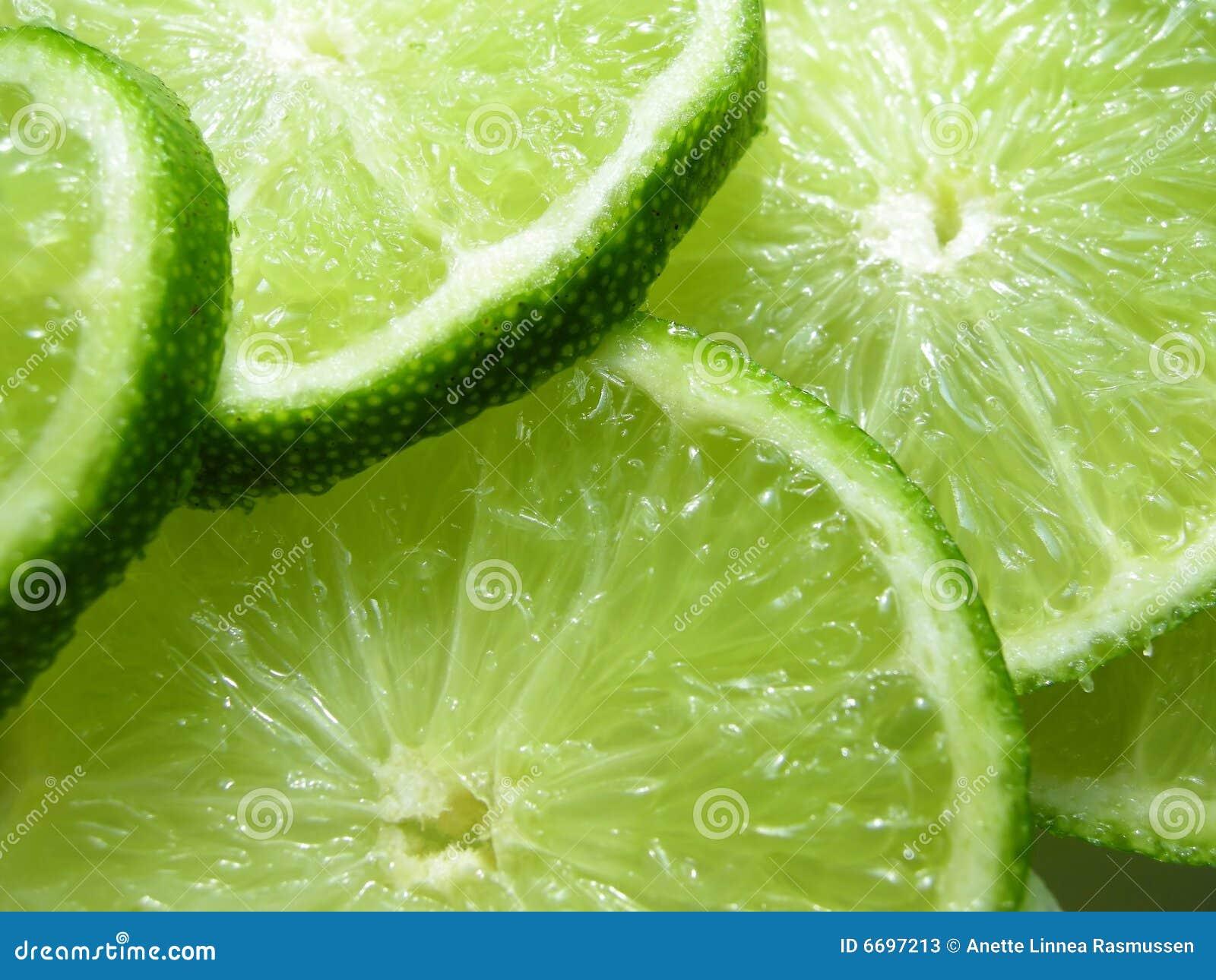 Parts de citron