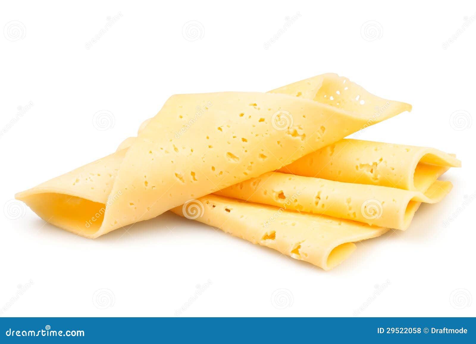Parts de fromage