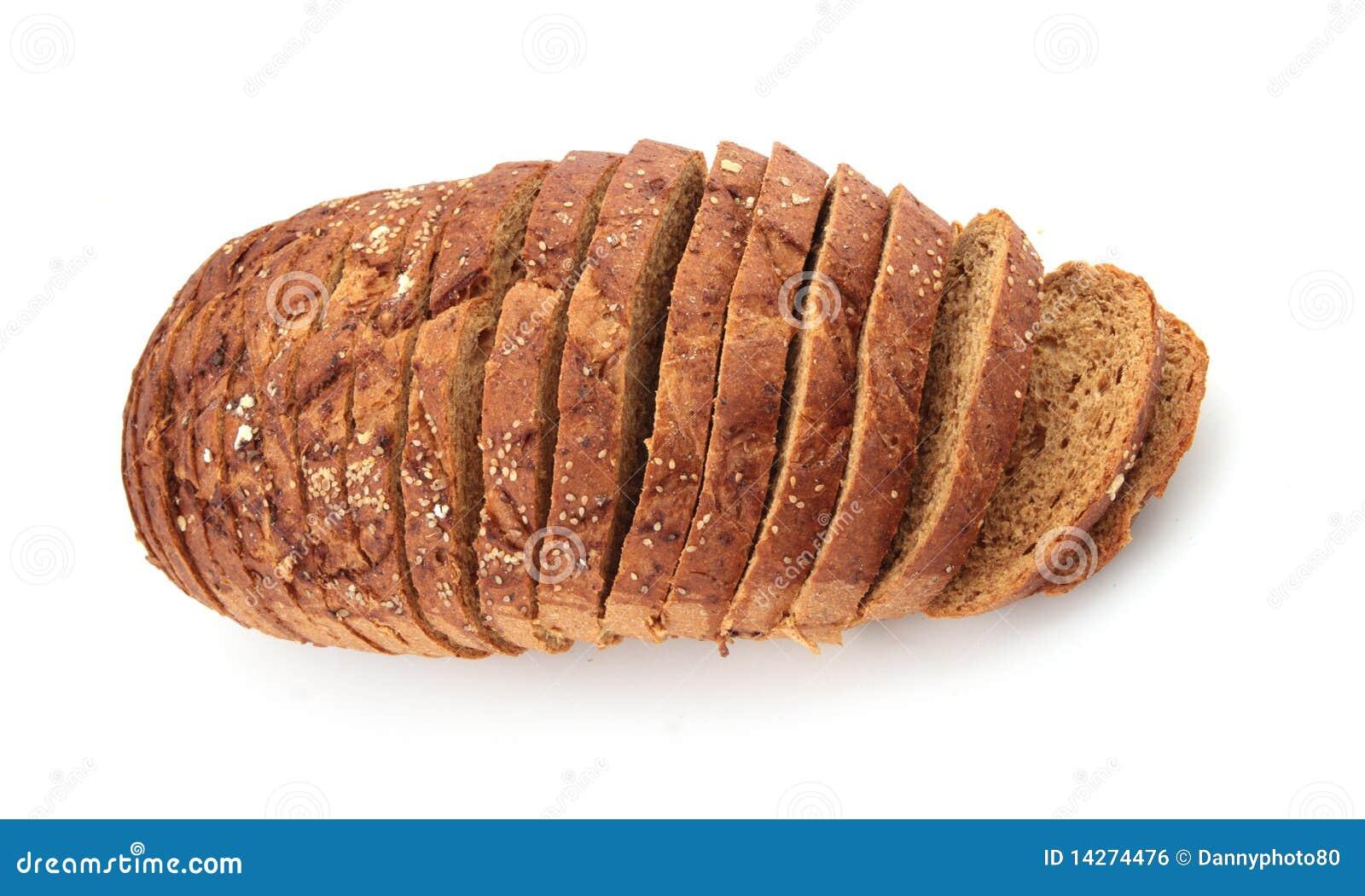 Parts de pain
