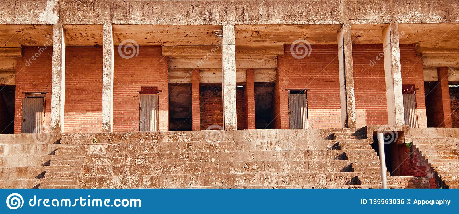 An parts of traditional architectural building