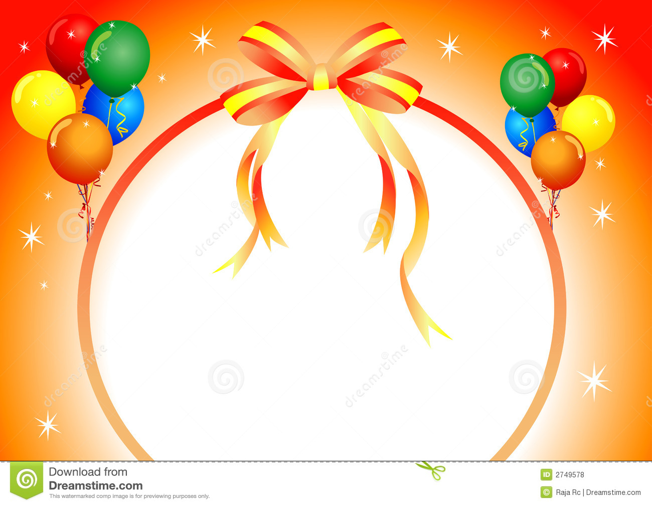 Decoration App Party Background Royalty Free Stock Photos Image 2749578