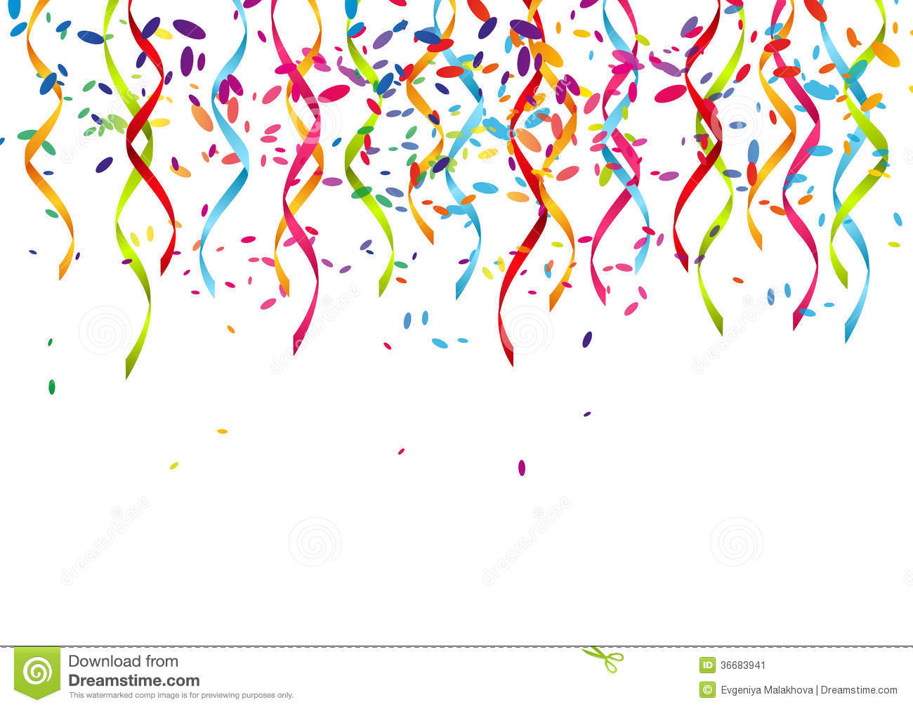Party background stock vector. Illustration of decoration - 36683941