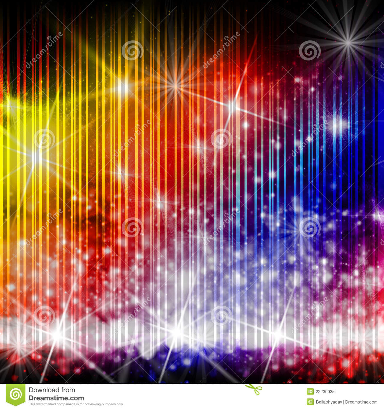 Party Background Lights Royalty Free Stock Photo - Image ...