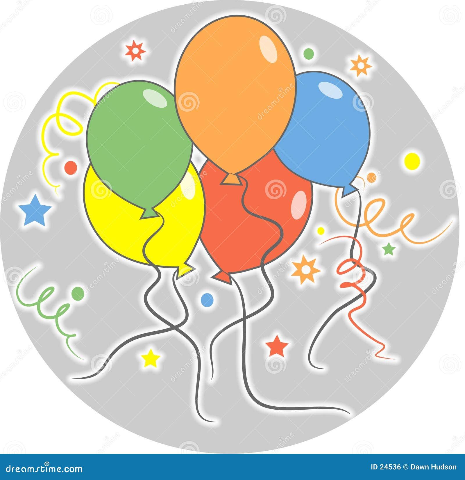 Party-Ballone