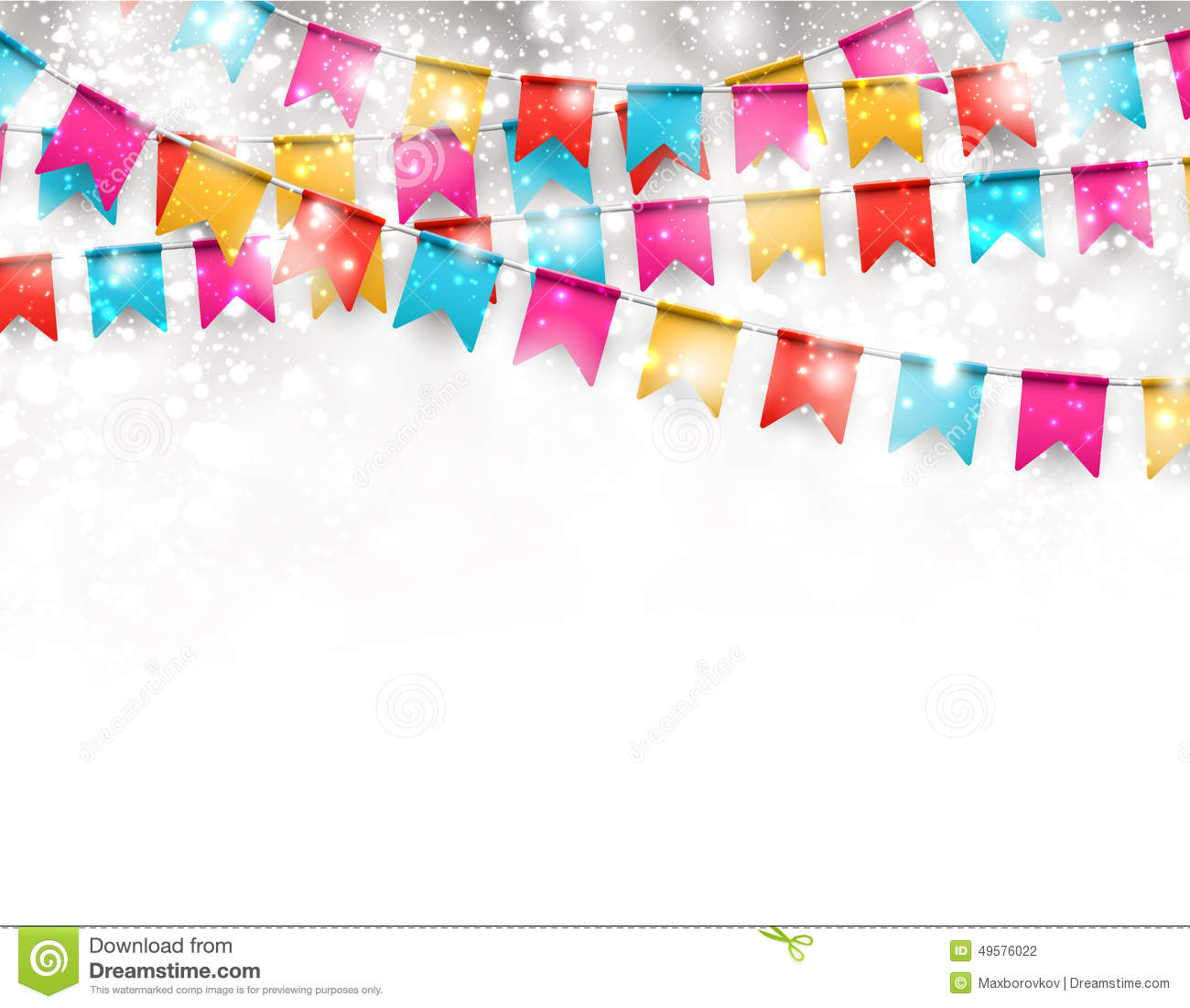 party celebration background stock vector image 49576022