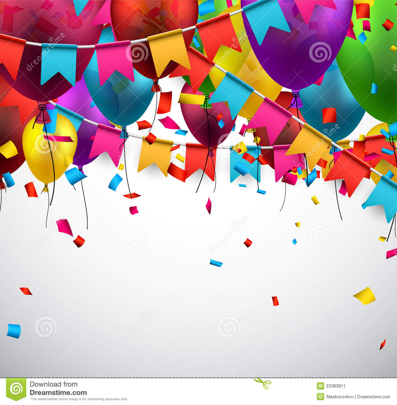 celebration background image party celebration background stock vector image 53383911 7494