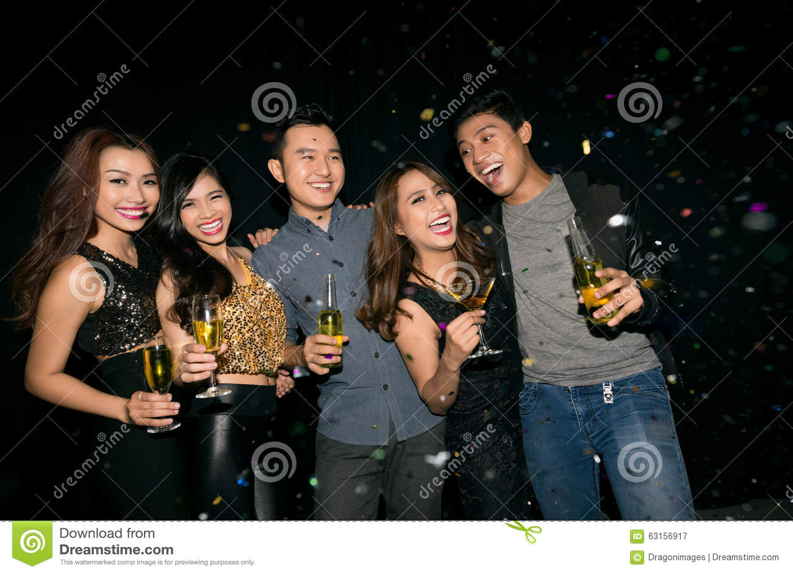 Asian ladies club speaking, opinion