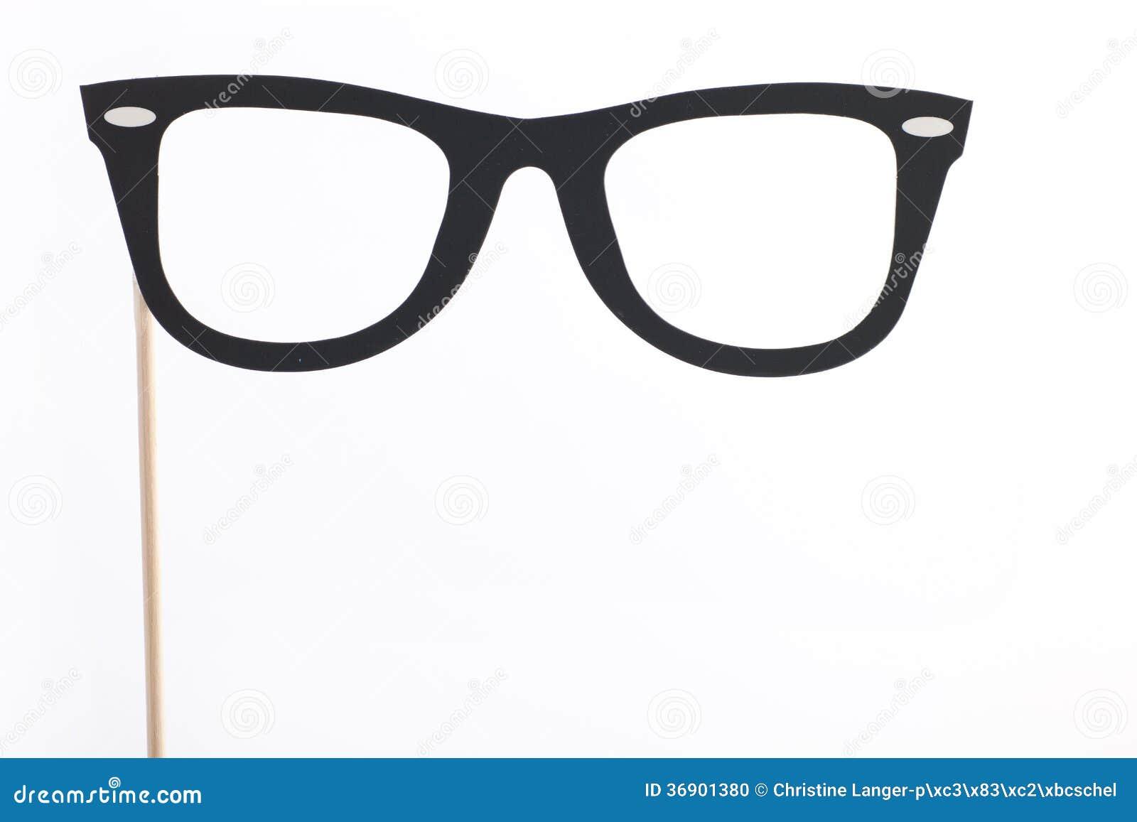 Black Rimmed Fashion Glasses