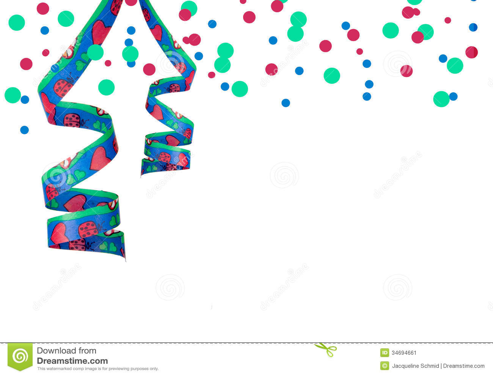 Party Decoration Stock Image Image 34694661
