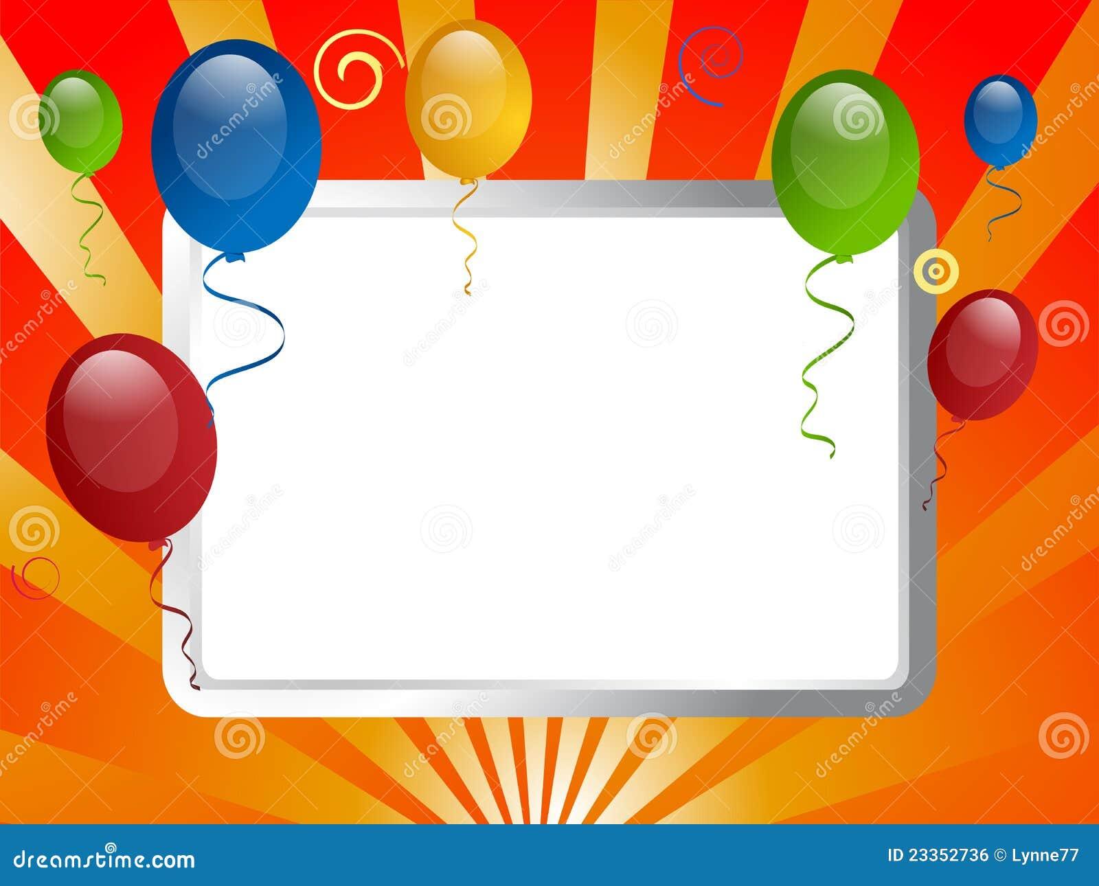 Party Einladung Lizenzfreies Stockbild   Bild: 23352736, Einladungs