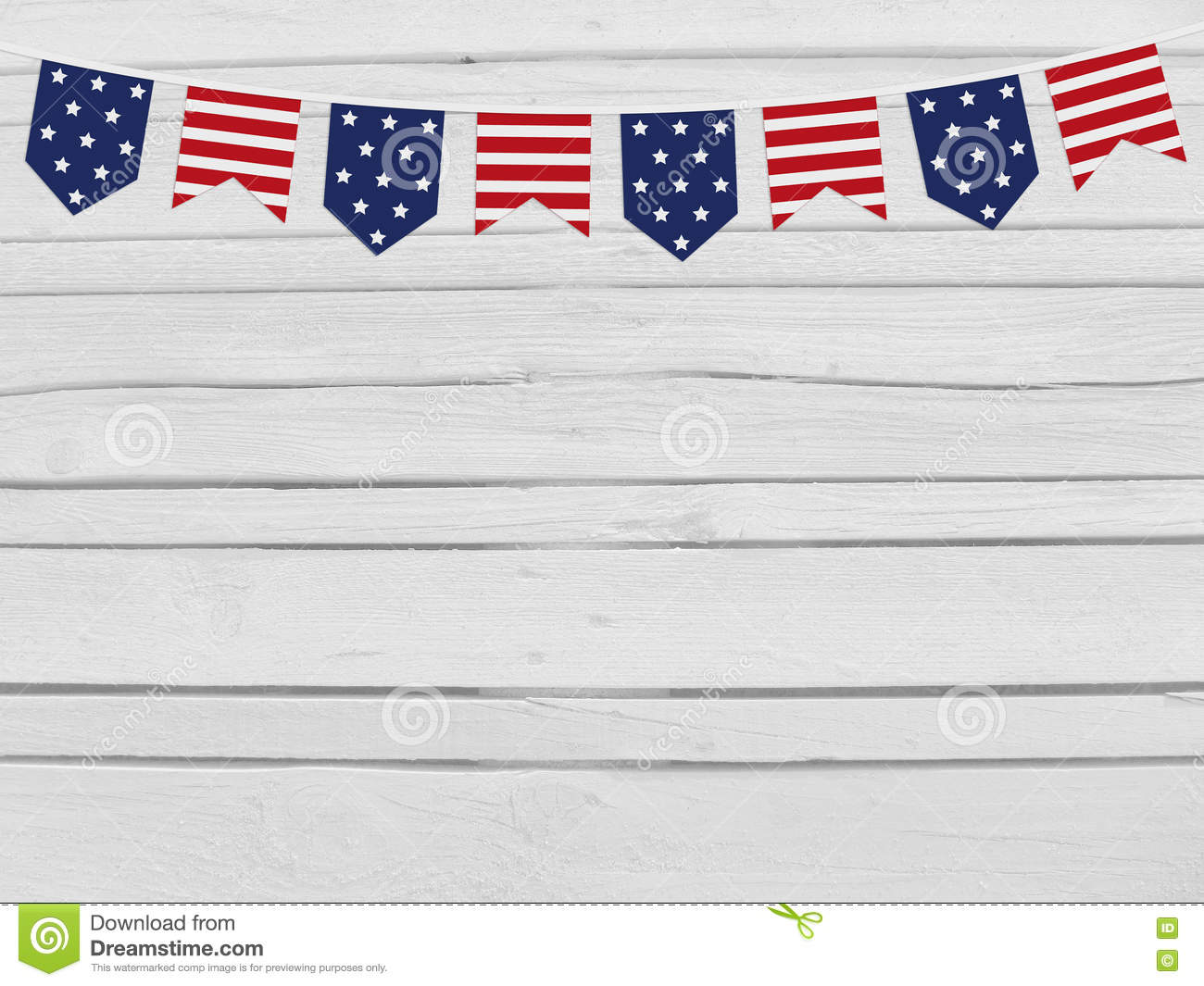 4th july independence day background usa flag cartoon for Th background color