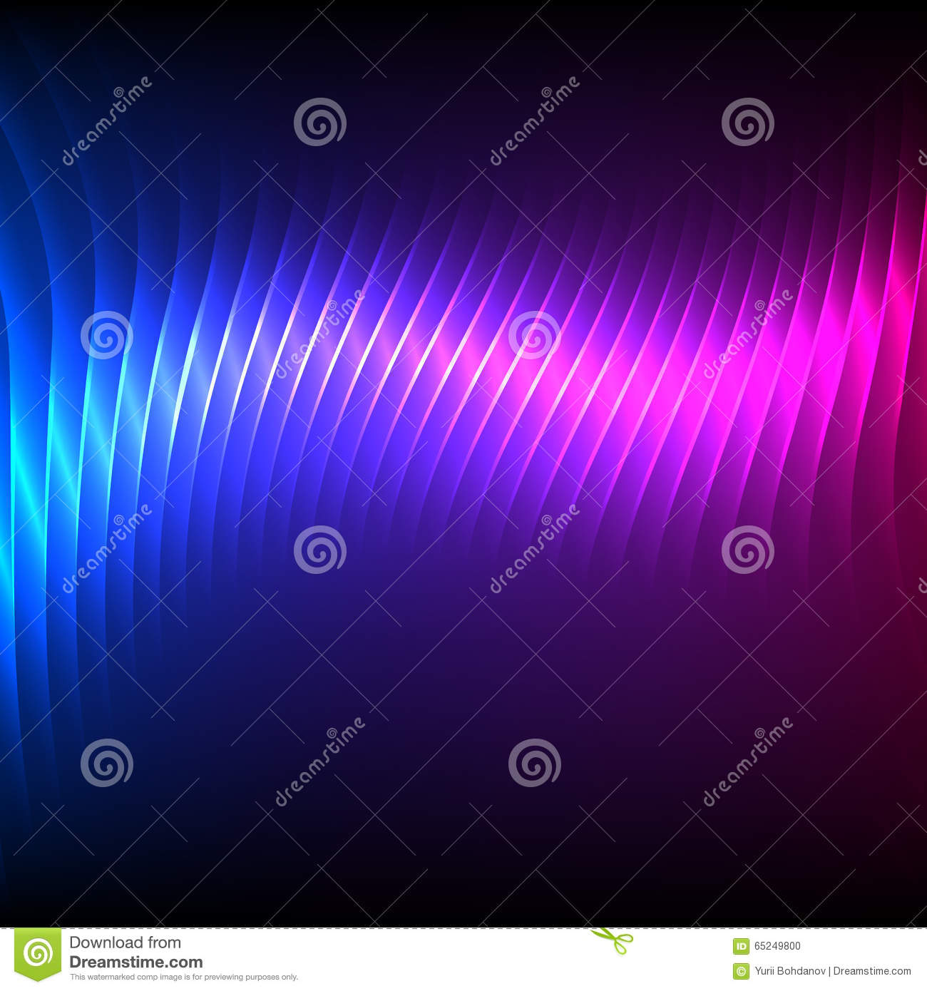 Party-flyer-background-bright-blue-purple Stock Vector - Image ...