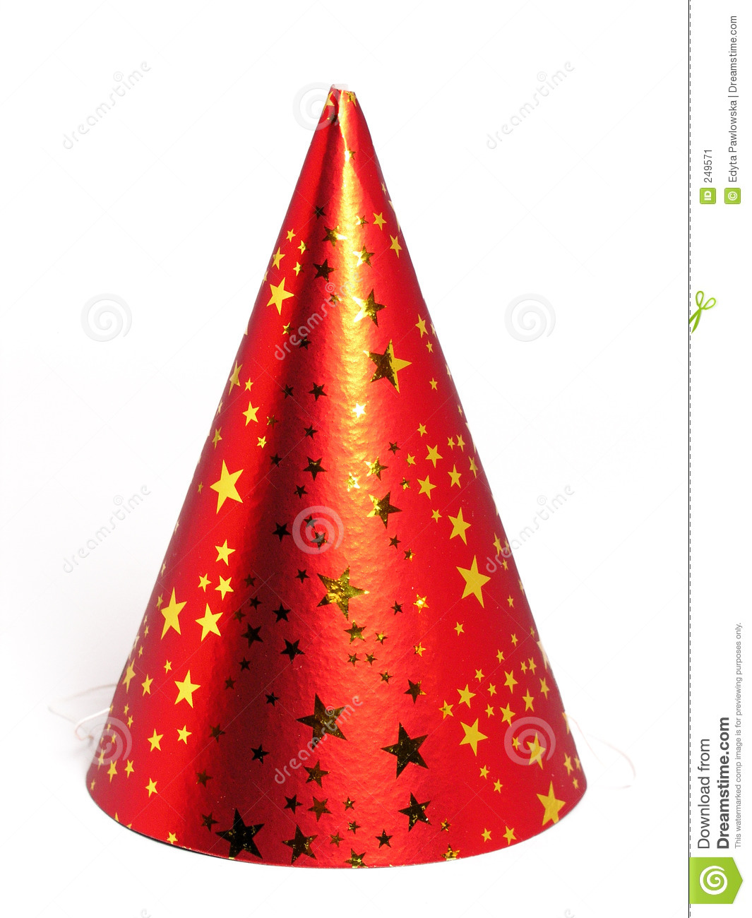 party hat stock image image of holidays birthday year 249571 rh dreamstime com Red Hat Clip Art Verses Red Hat Clip Art Verses