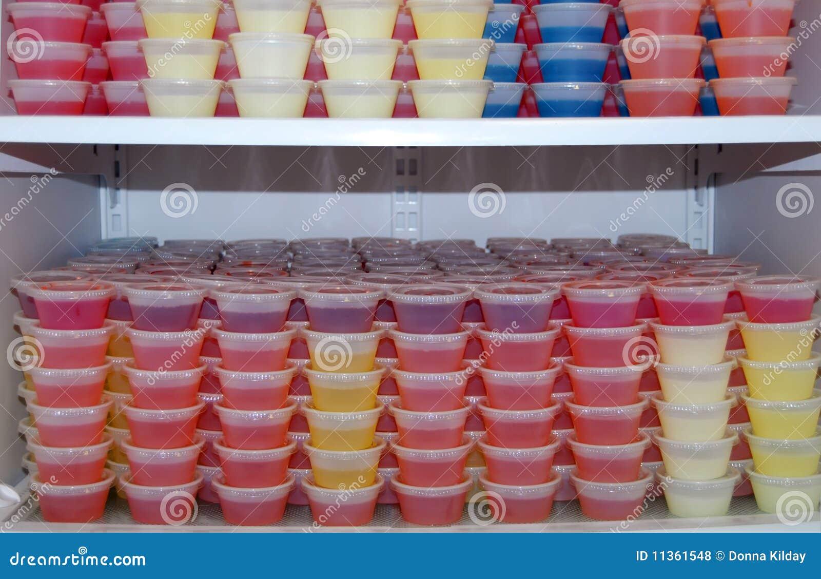 Party Jello Shots Royalty Free Stock Photos Image 11361548